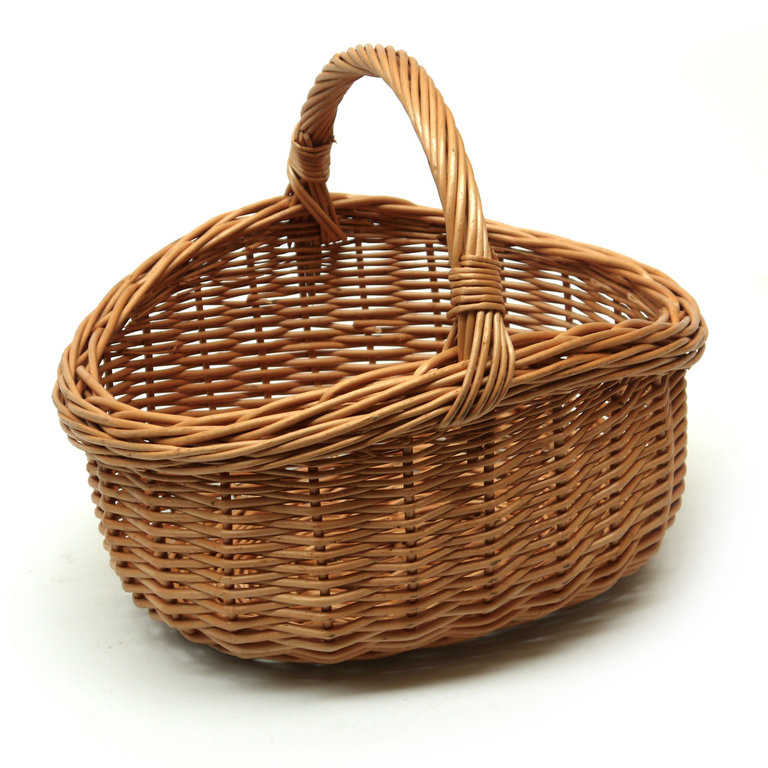 their basket