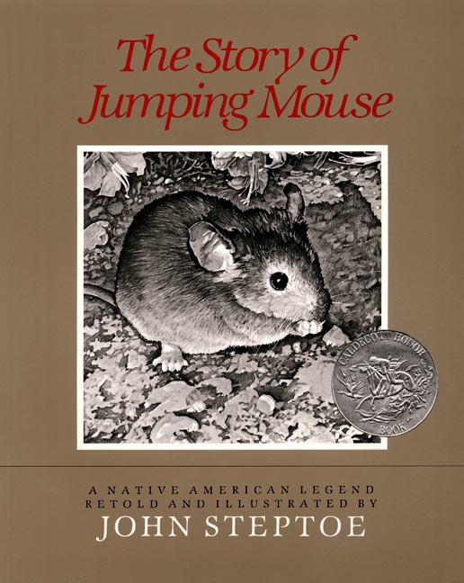 A moral tale from the native American people of the northern plains, a small mouse journeys into the world, finds fear turning to joy when he responds with compassion.