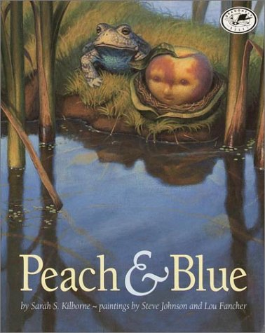 He is a blue-bellied toad hopping aimlessly through life. She is a sad peach yearning for escape and adventure. Then one remarkable day, Peach and Blue explore the pond that Blue calls home and awaken each other to a world neither has ever really seen before.