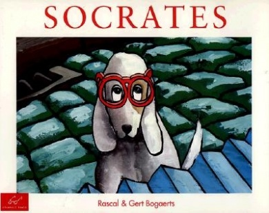 Socrates, an abandoned dog who finds eyeglasses is the protagonist in this story of the universal search for friendship and acceptance and its opposite: loneliness.