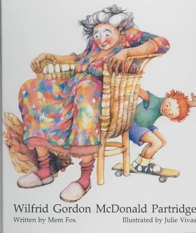 Wilfrid lives next to a retirement home, and his favorite old person is 96-year-old Miss Nancy. Everyone says Miss Nancy has lost her memory, and despite the fact that Wilfrid doesn't even know what a memory is, by accident he helps her find it.