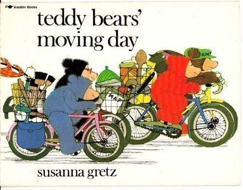 It's a hectic day for all the teddybears when they move to Green Street, but especially for Robert, for whom everything seems to go wrong and gets very upset.